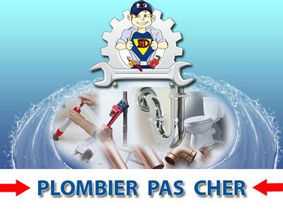 Wc Bouché Epinay sur Seine 93800