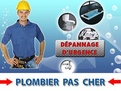 Wc Bouché Garges les Gonesse 95140
