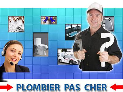 Wc Bouché La Frette sur Seine 95530