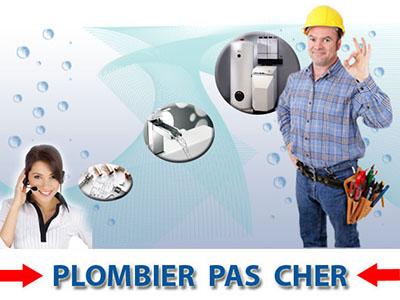 Wc Bouché Soisy sur Seine 91450