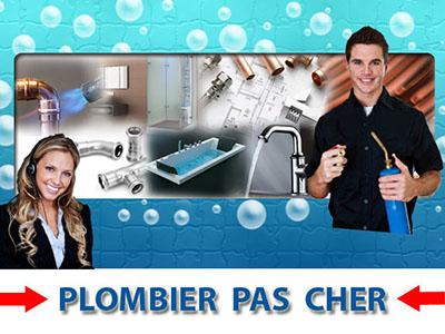 Wc Bouché Villeneuve la Garenne 92390